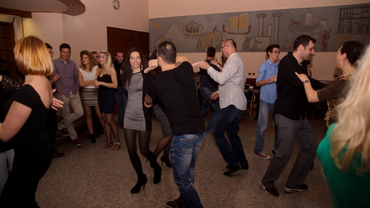 PARTY plesne škole DANSEL